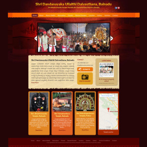 Shri Dandanayaka Ullalthi Daivasthana, Balnadu