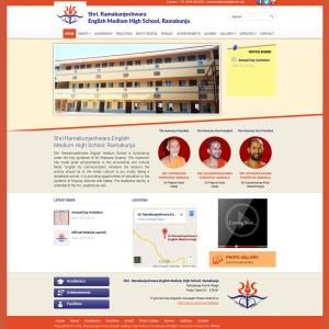 Shri Ramakunjeshwara English Medium High School, Ramakunja