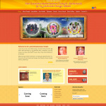 Sri Laxmivenkataramana Temple Web Portal Released